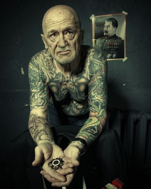 Getting a tattoo sonja hagstr m photography for Tattoos when you get old