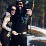 Lemmy Kilmster & Kat Von D !