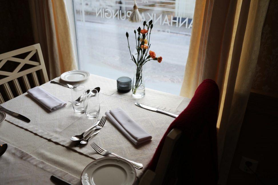 vanhankaupungin ravintola